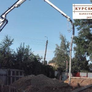 Бетон, насос, формы для бетона в аренду в Курске (2)