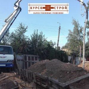 Бетон, насос, формы для бетона в аренду в Курске (3)