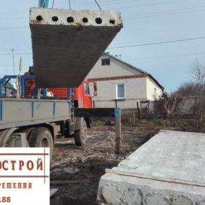 Плиты перекрытия ПК, Курск, с доставкой и разгрузкой (8)