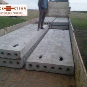 Поставка плит перекрытия для строительства дома в Курске (10)