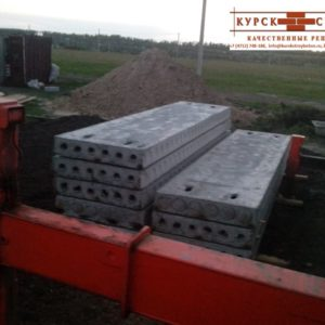 Поставка плит перекрытия для строительства дома в Курске (11)
