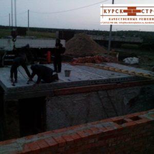 Поставка плит перекрытия для строительства дома в Курске (12)