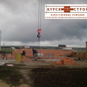 Поставка плит перекрытия для строительства дома в Курске (2)