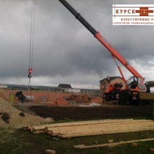 Поставка плит перекрытия для строительства дома в Курске (3)