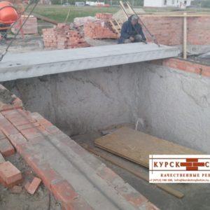 Поставка плит перекрытия для строительства дома в Курске (5)