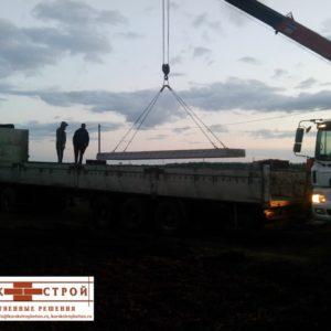 Поставка плит перекрытия для строительства дома в Курске (7)