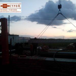 Поставка плит перекрытия для строительства дома в Курске (8)
