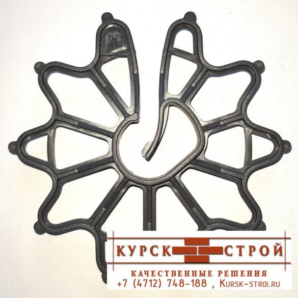 фиксатор арматуры Звездочка 40 мм 6-25